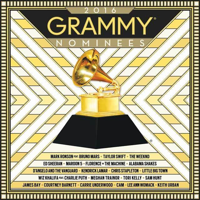 Grammy Nominees 2016
