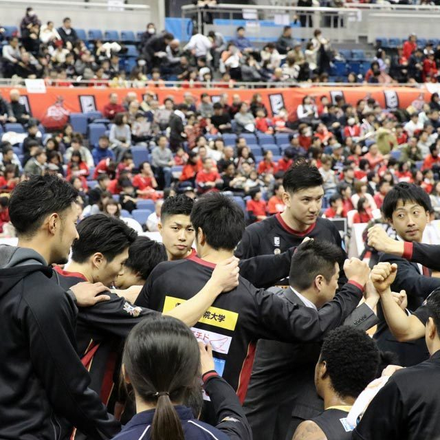 B.LEAGUE OSAKA EVESSA vs SENDAI 89ERS