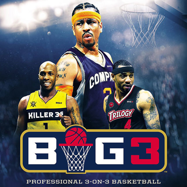 THE AMERICAN PROFESSIONAL 3 ON 3 BASKETBALL LEAGUE