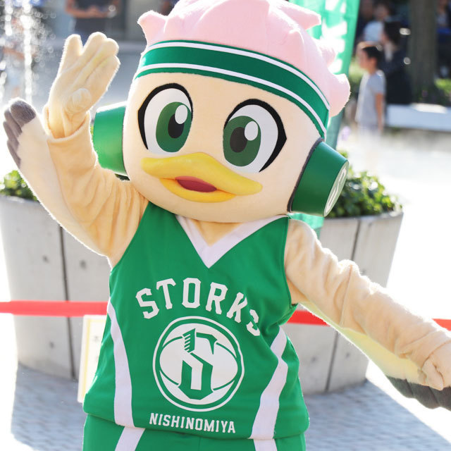 B.LEAGUE NISHINOMIYA STORKS 2017-2018 SEASON