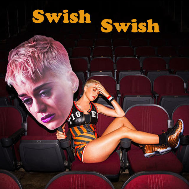 Katy Perry - Swish Swish ft. Nicki Minaj