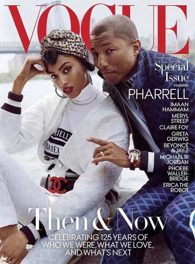 Pharrell Williams on His New Album, His Upcoming Musical, and How the Election Changed Him