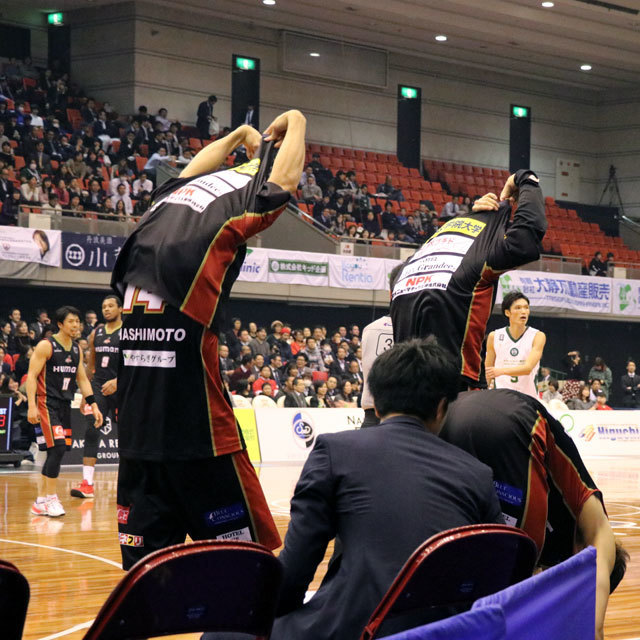 B.LEAGUE OSAKA EVESSA vs NISHINOMIYA STORKS 2017.12.01 @EDION ARENA OSAKA