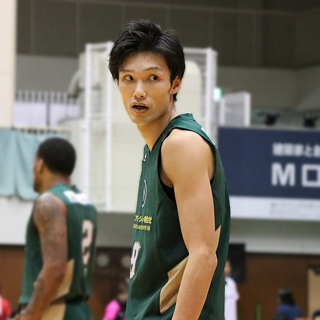 B.LEAGUE NISHINOMIYA STORKS #9 NAOKI TANI photo by izy Rodriguez (Team Zion)