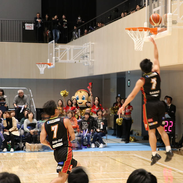 B.LEAGUE OSAKA EVESSA #7 KEITA SAWABE photo by izy Rodriguez (Team Zion)