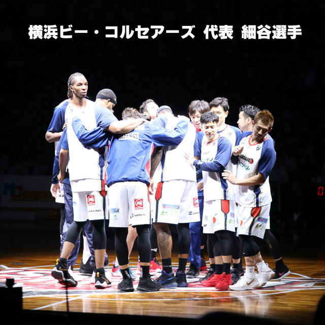Bリーグ 横浜ビー・コルセアーズ 2018.04.15 府民共済SUPERアリーナ photo by izy Rodriguez (Team Zion)