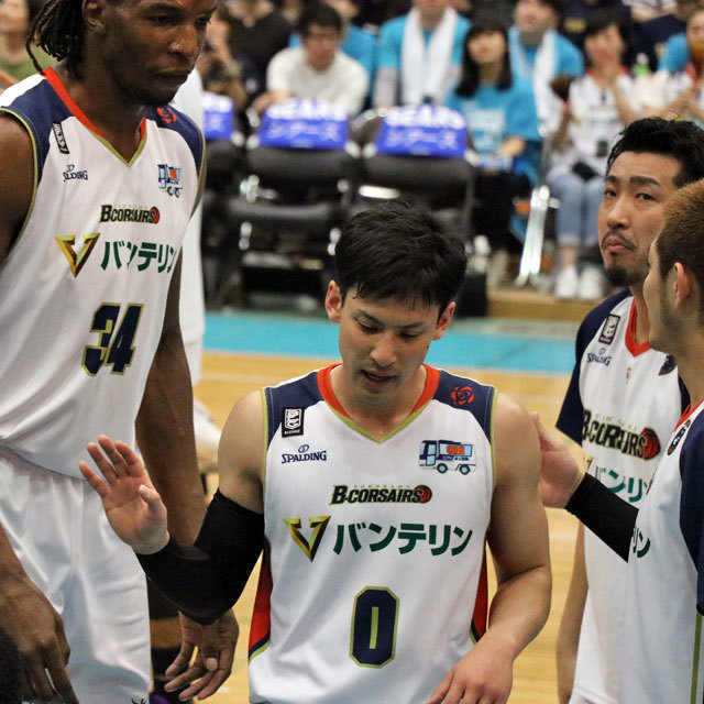 B.LEAGUE YOKOHAMA B-CORSAIRS #0 MASASHI HOSOYA ☆ photo by izy Rodriguez (Team Zion)
