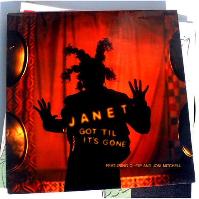 JANET JACKSON GOT 'TIL IT'S GONE ft. Q~TIP, JONI MITCHELL