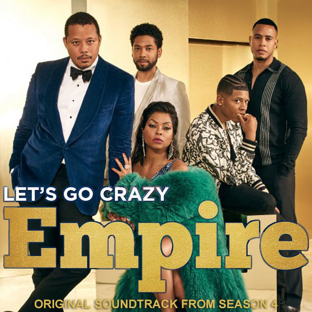 Let's Go Crazy (feat. Yazz) - Single by Empire Cast