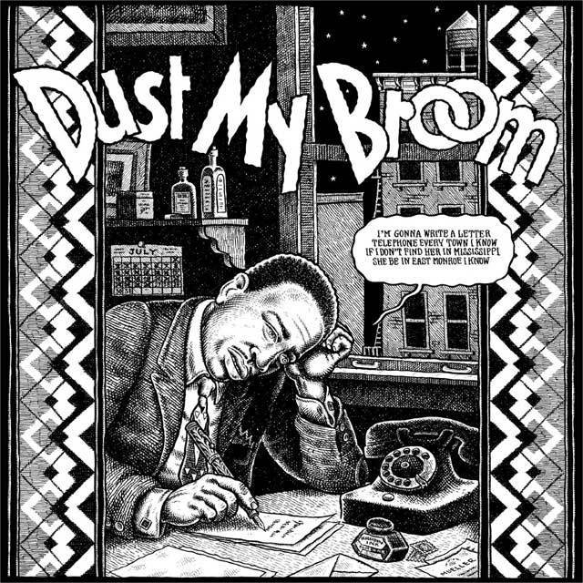 Elmore James – Dust My Broom from Confessin' The Blues