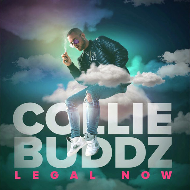 Collie Buddz - Legal Now
