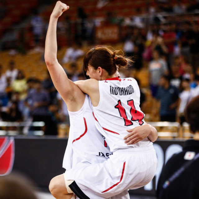 Japan successfully defend FIBA Asia Women's Championship title to book trip to Rio 2016