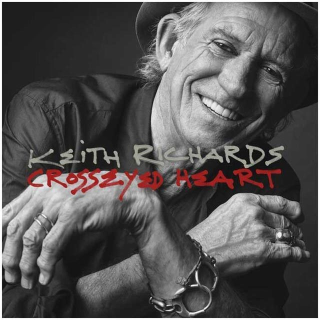 Crosseyed Heart Keith Richards