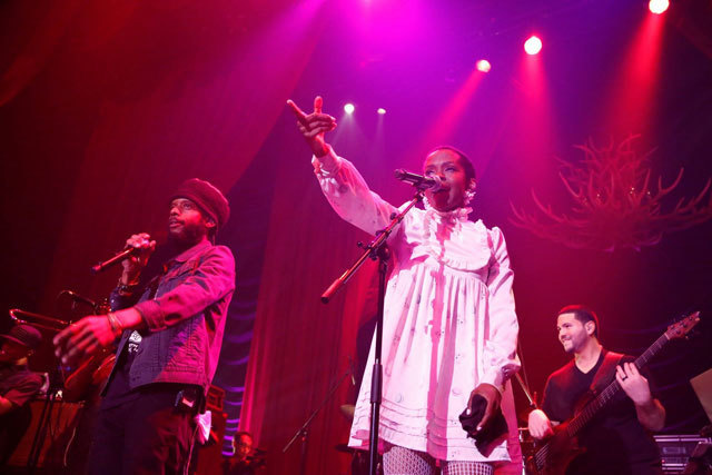 ローリン・ヒル Ms. Lauryn Hill 2015.09.23 @Soul Camp