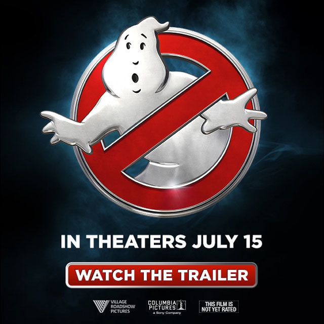 Ghostbusters makes its long-awaited return, rebooted with a cast of hilarious new characters. Thirty years after the beloved original franchise took the world by storm, director Paul Feig brings his fresh take to the supernatural comedy, joined by some of the funniest actors working today – Melissa McCarthy, Kristen Wiig, Kate McKinnon, Leslie Jones, and Chris Hemsworth. This summer(2016), they're here to save the world!