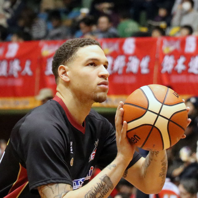 B.LEAGUE OSAKA EVESSA RICHARD ROBY