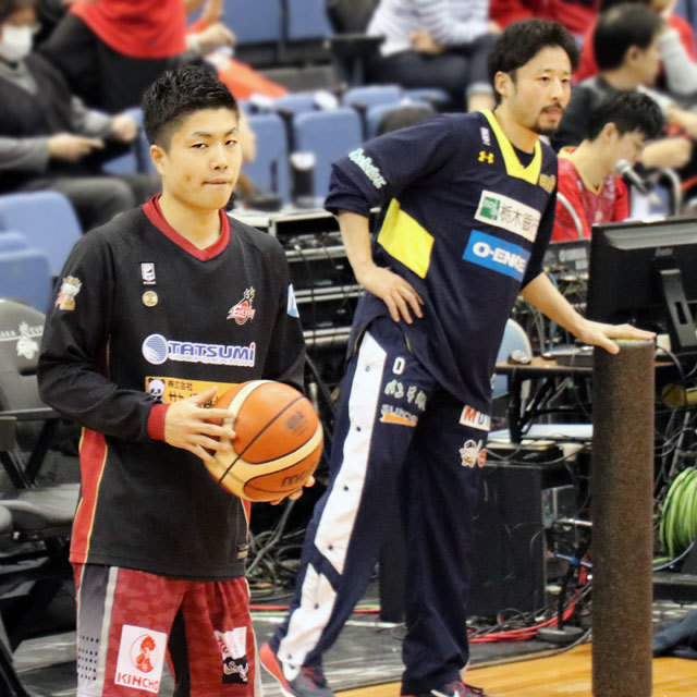 2017.2.4-5 B.LEAGUE OSAKA EVESSA TOCHIGI BREX 府民共済SUPERアリーナ