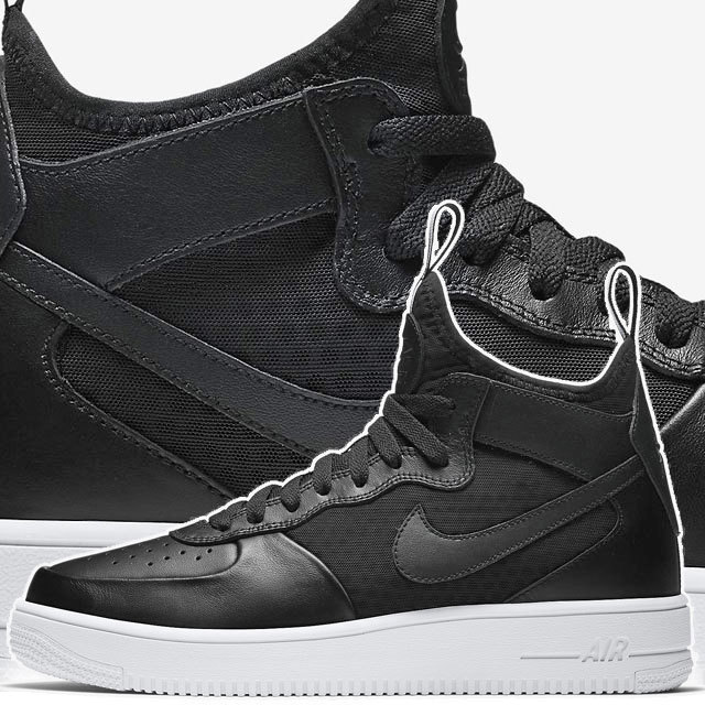NIKE AIR FORCE 1 ULTRA FORCE MID 864014-001