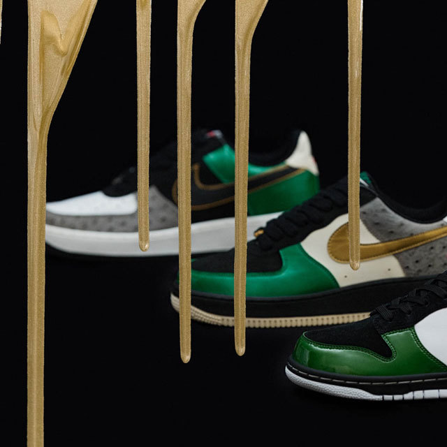Nike Reveals Trio of Colorways for the Dunk Low JP