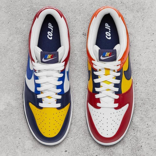 "Nike Dunk Low JP ""What The"" – July 22 at select retailers in Japan"