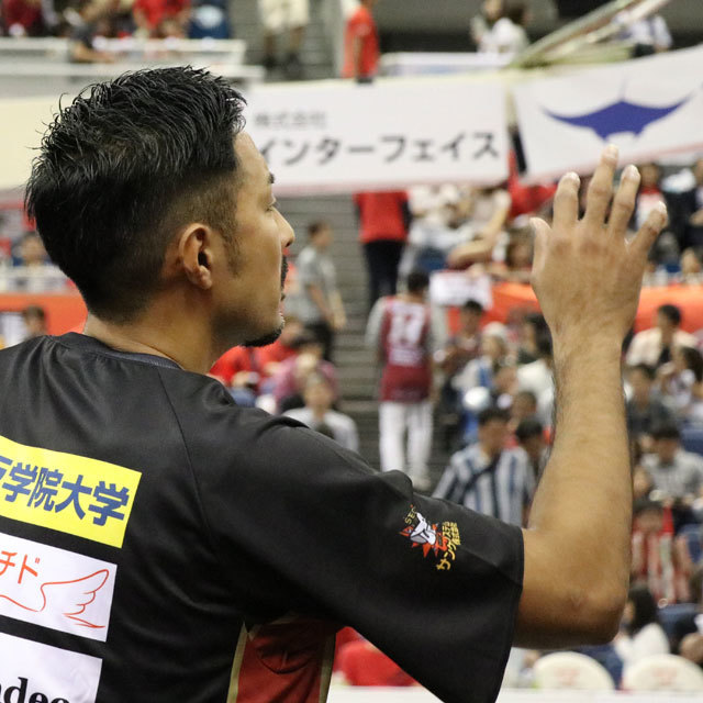 B.LEAGUE OSAKA EVESSA #15 SHINNOSUKE NEGORO photo by izy Rodriguez (Team Zion)