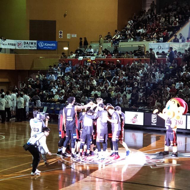 B.LEAGUE OSAKA EVESSA photo by NecoTez (Team Zion)