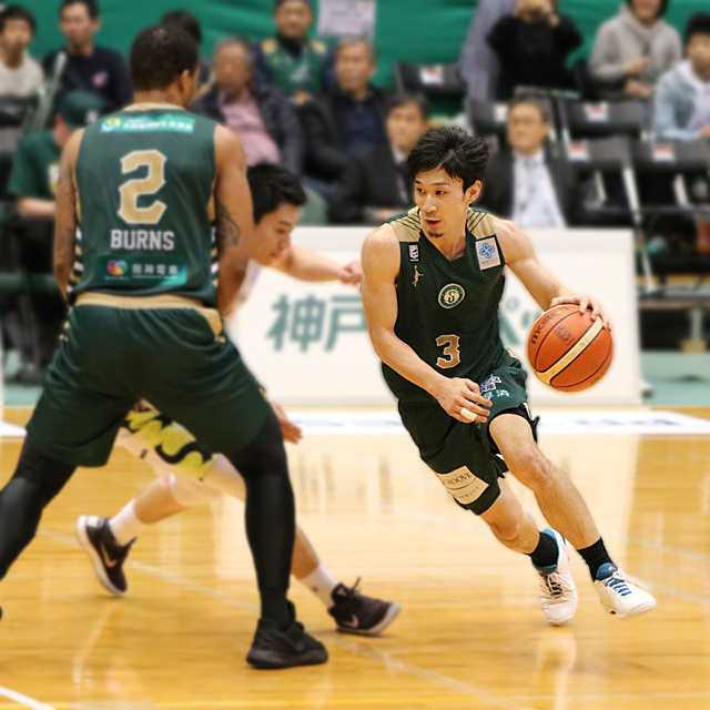 B.LEAGUE NISHINOMIYA STORKS Hyogo Storks No.3 KENTO MATSUZAKI photo by izy Rodriguez (Team Zion) Cafe de Zion online shop
