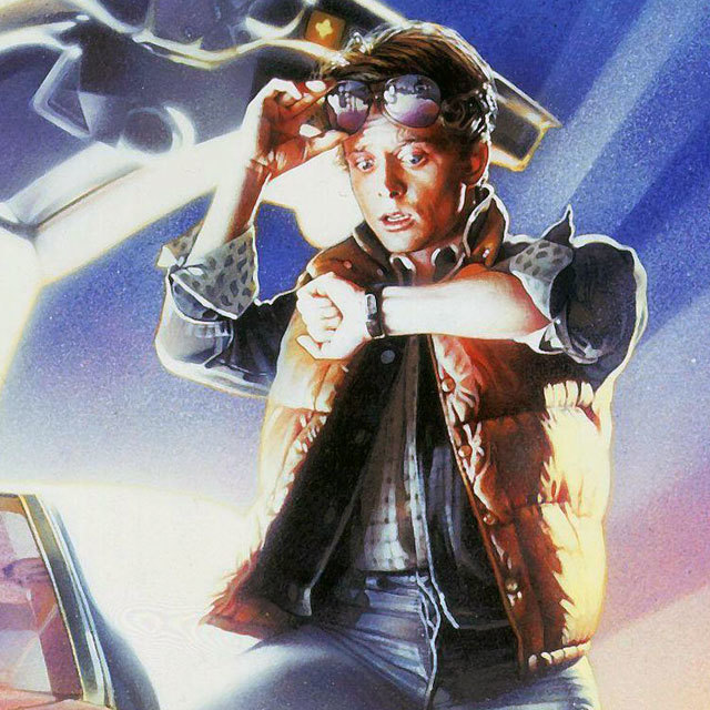 Back To The Future BTTF