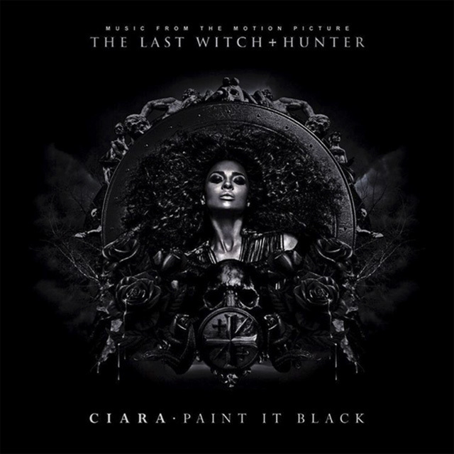 YouTube Ciara - Paint It, Black (Official Audio)