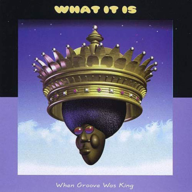 WHAT IT IS infunkitone 1996 Jerry Kennedy